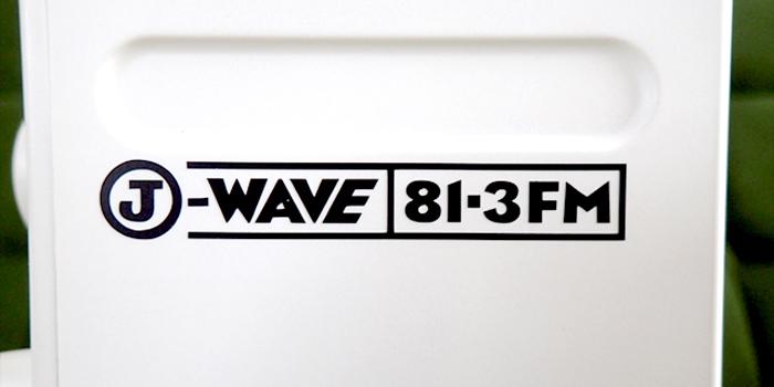 J-WAVE出演