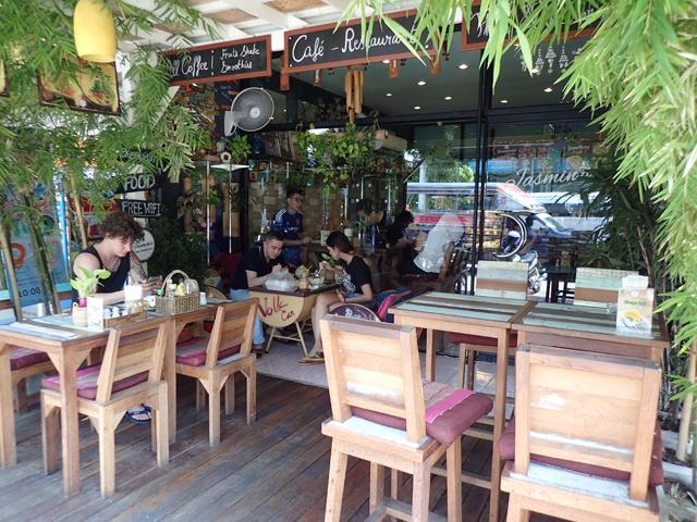 ジャスミンズカフェ