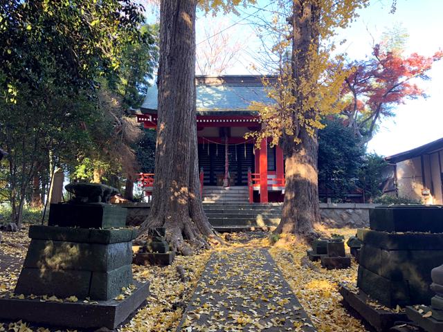 我孫子高野山香取神社