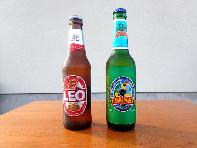レオビール・プーケットビール