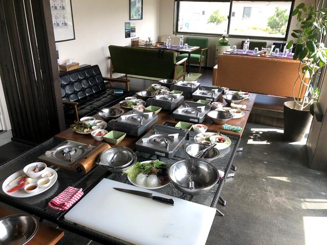 カフェガパオ料理教室