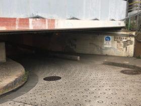 提灯殺しのトンネル