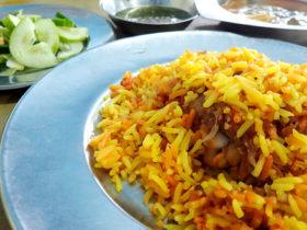 バンコクのムスリムレストラン