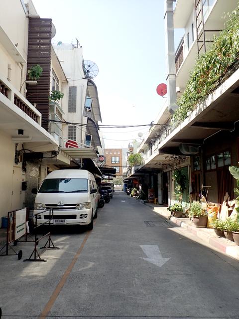 マハラート通りのソイ