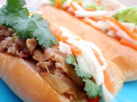 「バインミー(ベトナム風サンドウィッチ)」やります!しかもパンは「ベーカリーハレビノ」開発!