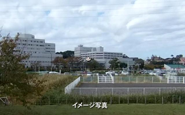 東京慈恵会医科大学附属柏病院付近で見たUFOイメージ